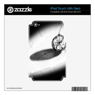 Time mp3 player skins iPod touch 4G skins