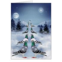Time of Christmas Card