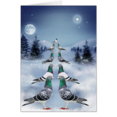 Time of Christmas Card at Zazzle