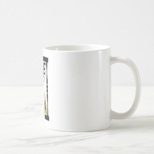 """Time of My Life KEEPSAKE"" Coffee Mug"