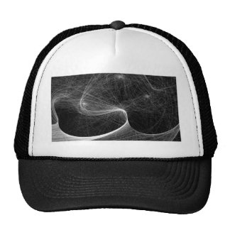 time on hold mesh hat
