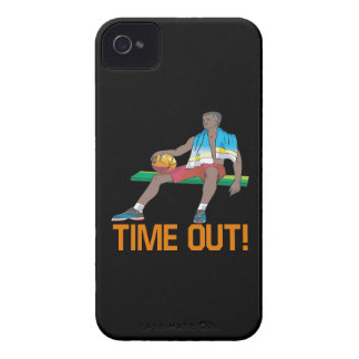 Time Out iPhone 4 Case
