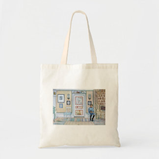 Time-Out (Skamvran) Tote Bag