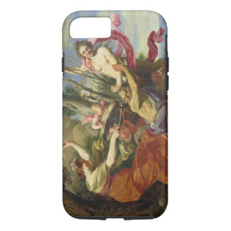 Time Overcome by Youth and Beauty iPhone 8/7 Case