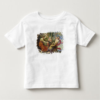Time Overcome by Youth and Beauty Toddler T-shirt