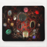 Time Passages in Color Mouse Mat