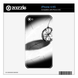 Time phone skins skin for the iPhone 4