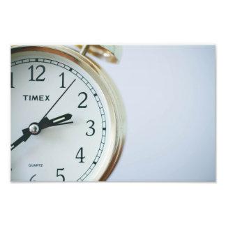 time photo print