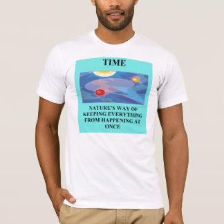 time physics joke T-Shirt