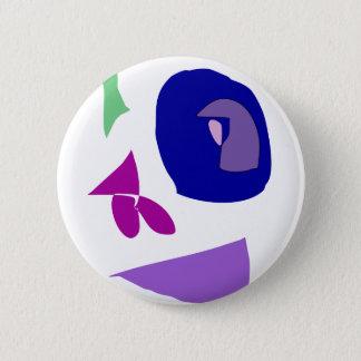 Time Pinback Button