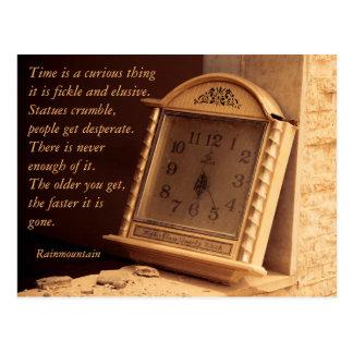 Time Postcard