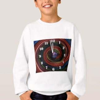 Time Running Out Sweatshirt