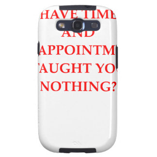 TIME SAMSUNG GALAXY SIII COVER