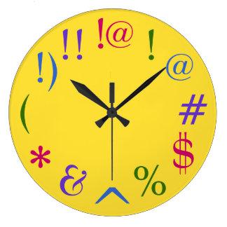 Time Shift-Key clock