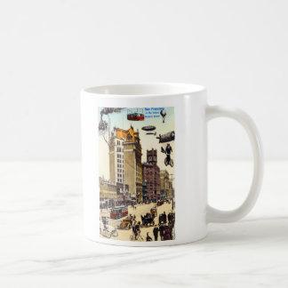 Time Shutter Classic White Coffee Mug