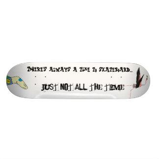 Time skateboard
