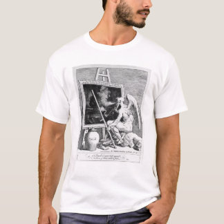 Time smoking a Picture, 1761 T-Shirt