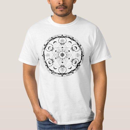 Time Space Matrix Tshirt