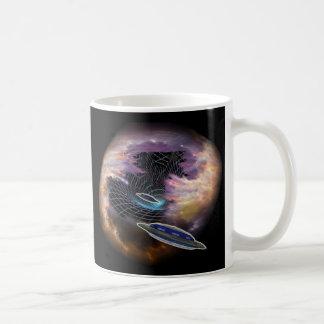 Time Space Wormhole Coffee Mugs