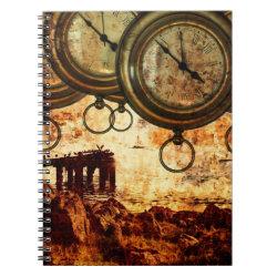 time standing still notebook