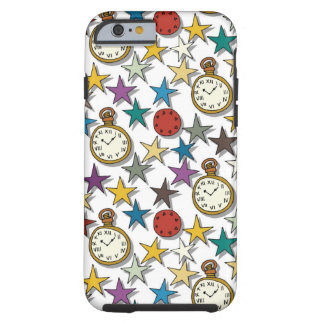 time stars white tough iPhone 6 case