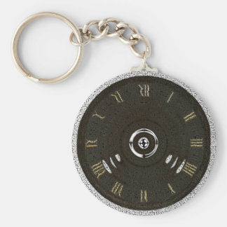 Time Stopped Keychain