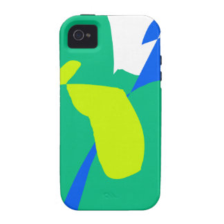 Time Thunders When You Hear the Future Rain Case-Mate iPhone 4 Covers