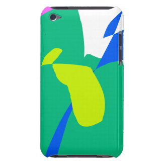 Time Thunders When You Hear the Future Rain Barely There iPod Cases