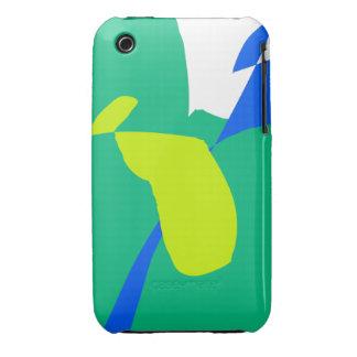 Time Thunders When You Hear the Future Rain Case-Mate iPhone 3 Case