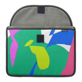 Time Thunders When You Hear the Future Rain MacBook Pro Sleeves