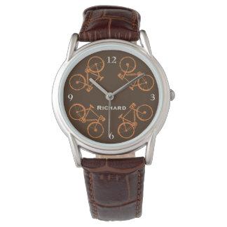 time to bike, elegant wrist watches