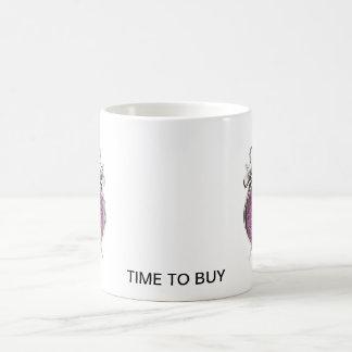 time to buy coffee mug
