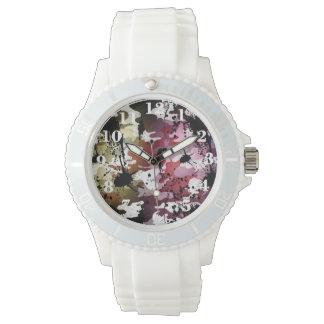 Time to Camo Wrist Watch