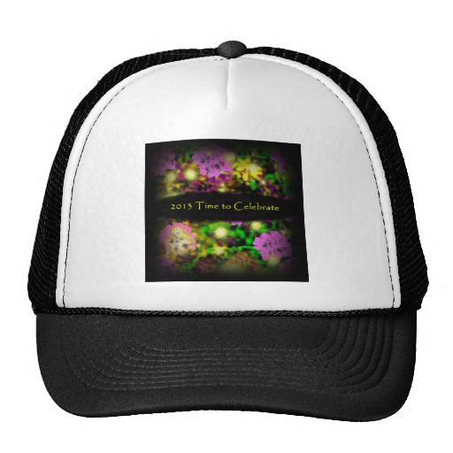 time to celebrate rose floral 2013.jpg mesh hats