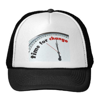 TIme to change Trucker Hat