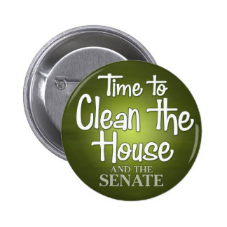 Time to clean the house... and the senate! button