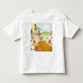 Time to Count - Farmyard Toddler T-shirt