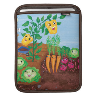 Time To Count-Garden iPad Sleeve