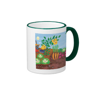 Time To Count-Garden Ringer Coffee Mug