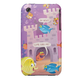 Time To Count-Under the Sea iPhone 3 Case