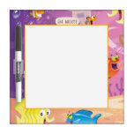 Time To Count-Under the Sea Dry Erase Boards