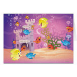 Time To Count-Under the Sea Greeting Card