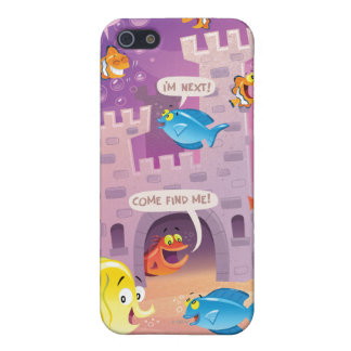 Time To Count-Under the Sea Cover For iPhone 5/5S