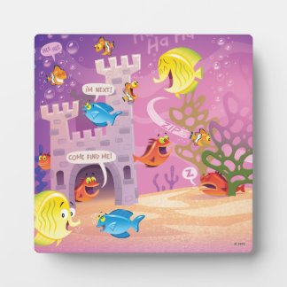 Time To Count-Under the Sea Plaque