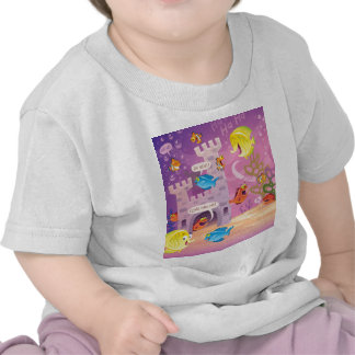 Time To Count-Under the Sea Tshirts