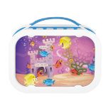 Time To Count-Under the Sea Yubo Lunch Box