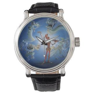 Time to dream awake...  by @QUIXOTEdotTV Wrist Watch