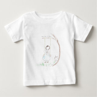 Time to dream infant t-shirt