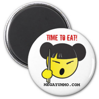 TIME TO EAT! MAGNET