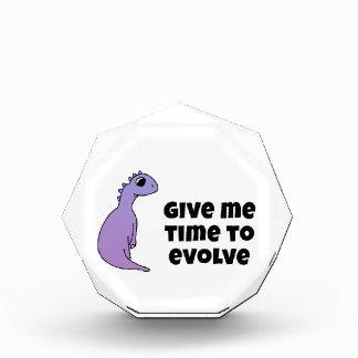 Time to Evolve Award